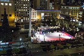 2017 2018 holiday events union square tree lighting ice