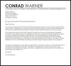 graduate cover letter sample recent college graduate cover letter