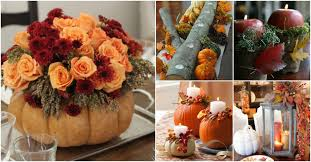 21 diy thanksgiving centerpieces that will be the of your
