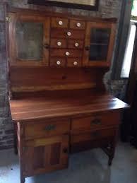 Vintage Hoosier Cabinet For Sale 1902 Antique Sears U0026 Roebuck Signed Rock Maple Hoosier Cabinet