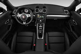porsche interior 2016 2016 porsche boxster cockpit interior photo automotive com