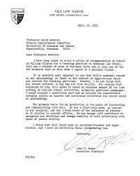sample cover letter for promotion to associate professor