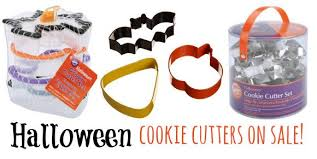 halloween cookie cutters on sale coupon closet