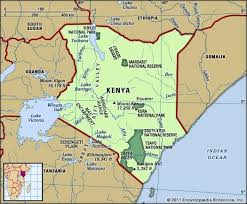 geographical map of kenya kenya culture history britannica