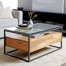 streamline coffee table west elm west elm coffee tables best of west elm clover coffee table pecan