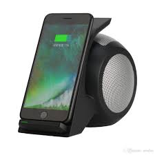 Phone Charging Stand by Unique Snail Shaped 3 In 1 Bluetooth Speaker Wn1 Wireless Quick