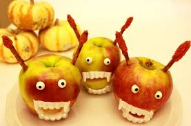 Fun Halloween Appetizer Recipes by 3 Healthy Halloween Snacks Live Lean Eat Green A Healthy Food
