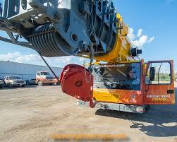 regional crane rentals ltd