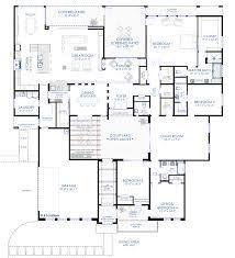 spanish hacienda floor plans baby nursery home plans with courtyard in center spanish