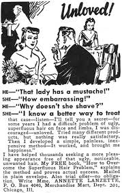 pubic hair in the 1960s 100 years of shaving ads show how we ve been tricked into going