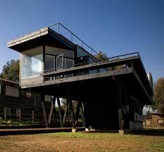 small beach house on stilts literal beach house oceanfront summer home sits on stilts home