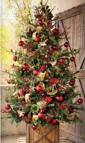most stunning country christmas decoration ideas country