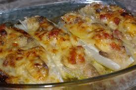 cuisiner des endives recette endives farcies aux chignons la recette facile