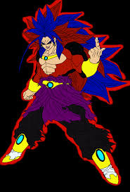 devil z legendary super saiyan 5 devil broly by wolfblade111 on deviantart