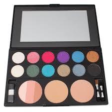 Eyeshadow Qianyu qianyu multi functional makeup collections palette 6 color eyeshadow