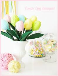 Homemade Easter Decorations Centerpiece by 35 Best Manualidades Para Pascua Images On Pinterest Easter