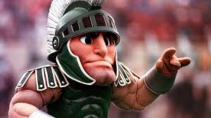 Michigan Sparty Halloween Costume 13 Scariest Mascots College Football