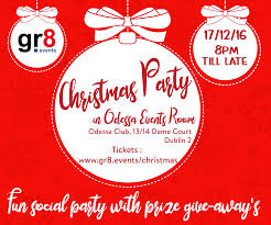 meetup christmas party dublin tickets sat 17 dec 2016 at 20 00