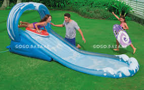 Water Slides Backyard by Cheap Water Slide Backyard Find Water Slide Backyard Deals On