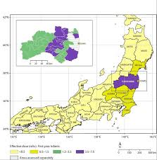 Fukushima Fallout Map by Nope There U0027s No Perinatal Mortality Surge From Fukushima Fallout