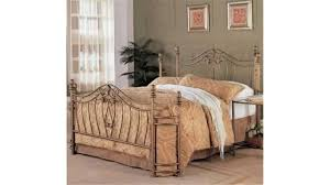coaster fine furniture coaster fine furniture 300171q metal bed
