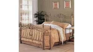 coaster fine furniture coaster fine furniture 300171q metal bed