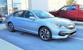 2016 honda accord ex l start up review and tour