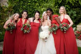 dresses for bridesmaids bridesmaids the wedding library