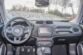 jeep renegade dashboard jeep renegade 2014 video rijtest love at first drive