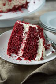 moist red velvet cake and whipped cream cheese frosting recipe