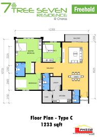 7 tree seven residence condominium