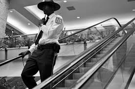 when cops play security guard whom do they serve