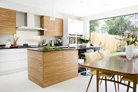 Zebrano Kitchen Cabinets by Chiswick Contemporary Kitchen Higham Furniture