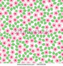 flowers seamless pattern element vector background vector sakura flower seamless pattern element stock vector 396306199