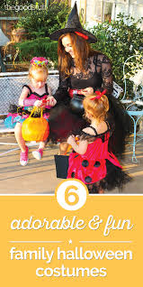 Halloween Spirit Coupons Printable by 6 Adorable U0026 Fun Family Halloween Costumes Thegoodstuff