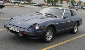 nissan datsun old model old but gold datsun 280zx