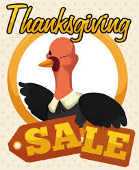 thanksgiving sales boom hit the mall or shop from on