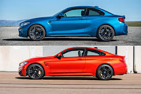 lexus vs bmw which is better bmw m2 versus m4 sibling rivalry motor trend