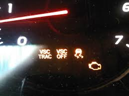 trac off and check engine light toyota toyota avalon check engine light vsc trac off www lightneasy net