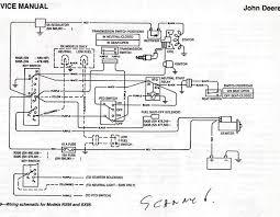 john deere ignition wiring diagram john deere electrical schematic
