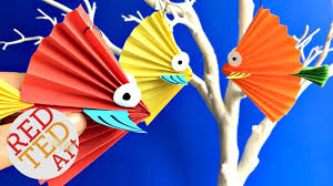 paper fan fish craft how to make a paper fish decoration paper