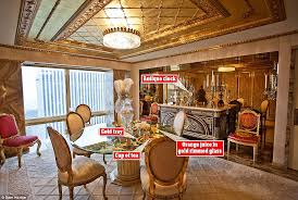 penthouse donald trump donald trump s 100m new york city penthouse in pictures daily