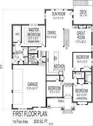 architectural design floor plans 4 bedroom bungalow architectural design 4 bedroom house plan