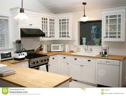 Kitchen Photography by White Country Kitchen Stock Photography Image 1563072
