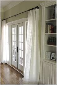 how to hang curtain rods coffee tables hanging curtains from ceiling hooks no drill