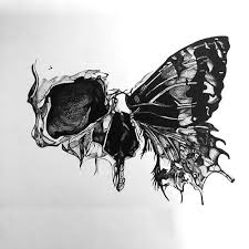 25 trending black butterfly tattoo ideas on pinterest butterfly