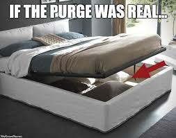 Purge Meme - if the purge was real meme collection