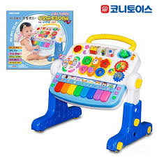 baby standing table toy edu table 4 functions for infant and baby laying seating standing