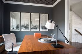 home office space a well designed home office office space in custom homes edina mn