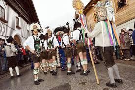 guide to celebrating karneval in germany
